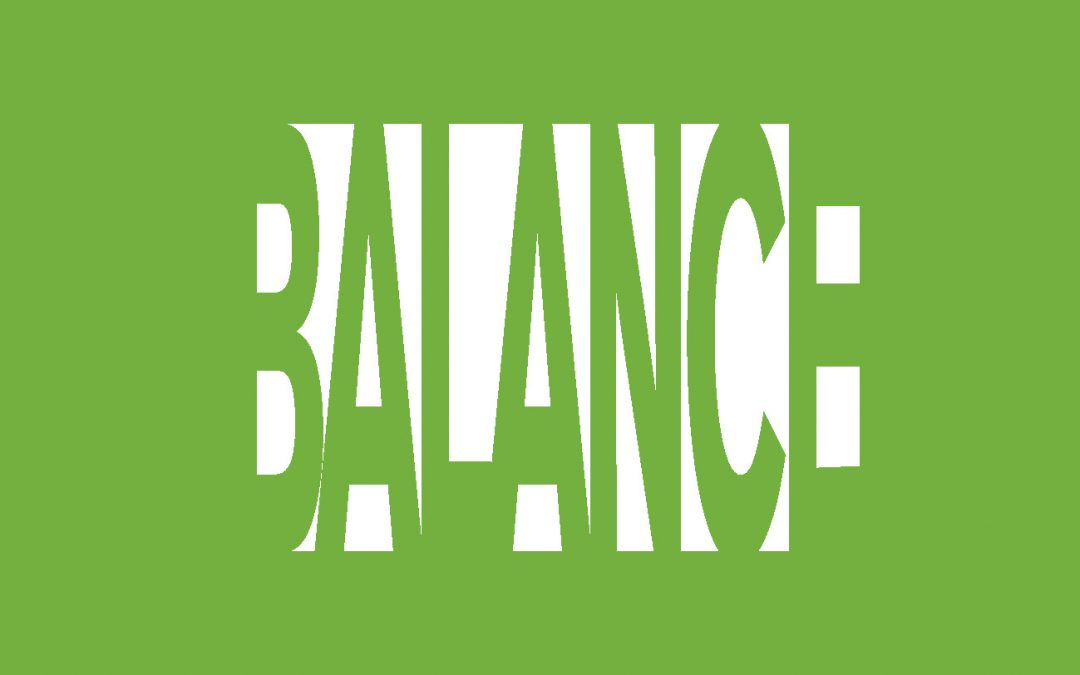 Balance – Dimensions of sustainability